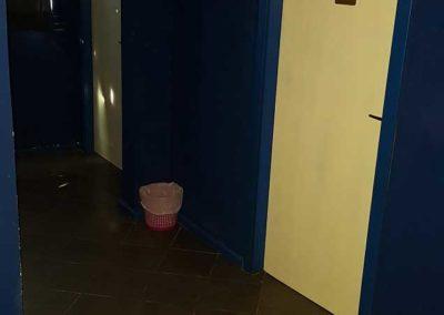 Ingresso Toilette