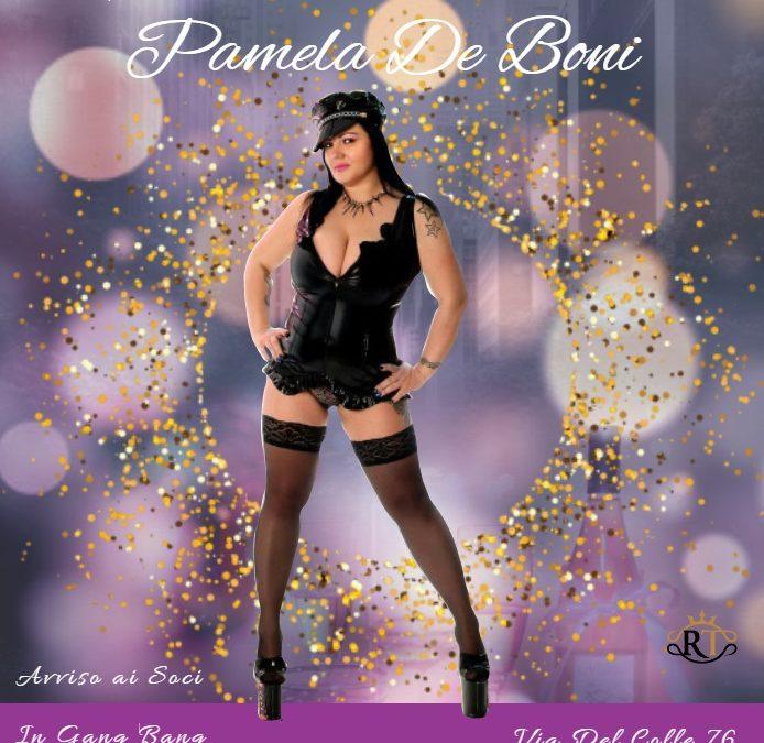 Pamela De Boni in Gang Bang: 14-15-16 gennaio 2020