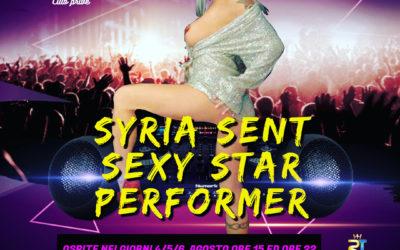 SYRIA SENT 4/5/6 agosto 2020 ore 15 ed ore 22