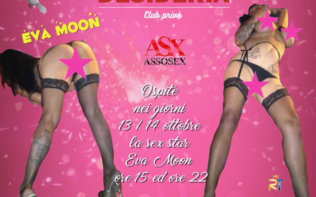 PROMOZIONE PER SINGOLI *** EVA MOON *** 13 – 14 ottobre
