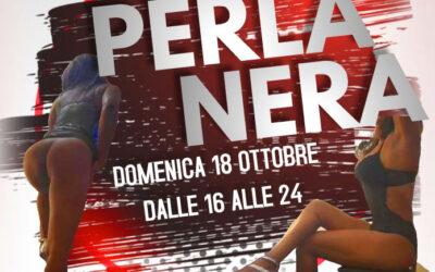 Domenica 18 ottobre 2020 ritorna PERLA NERA !